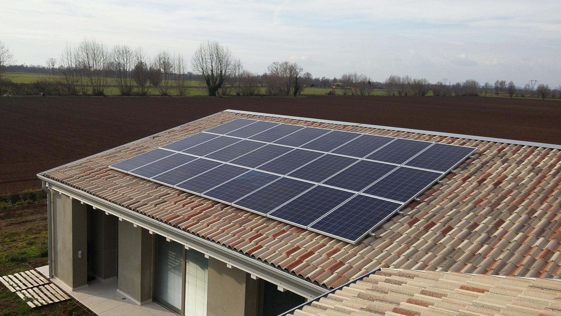 Schema Elettrico Impianto Fotovoltaico 6 Kw : Fotovoltaico kw